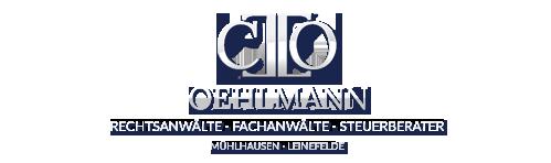 Strafrecht – OEHLMANN Fachanwaelte Logo